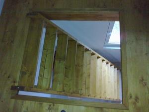 Dřevěné schody a obklady_1
