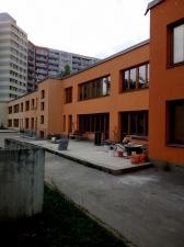 Rekonstrukce MŠ Zázvorkova Praha_5